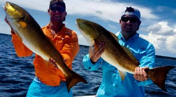 Shallow Minded Fishing Charters 30a