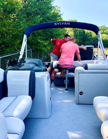 Boss Boat Rentals 30A – Pontoon Boat Rental 30A